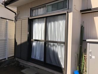 横浜市 港北区 雨戸 サッシ 交換 ☆H様邸サムネイル